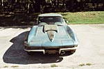Take One Giant Leap with Neil Armstrong's 1967 Corvette