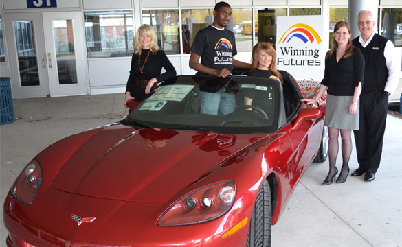 Winning Futures Alumni Win Use of a New Corvette for a Weekend