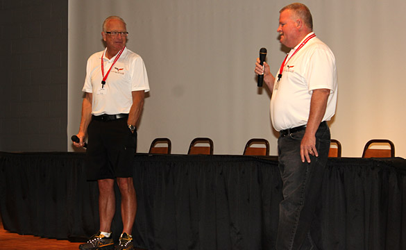 [VIDEO] 2012 Bash - Corvette Racing Seminar with Fehan and Binks