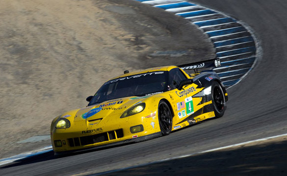 Corvette Racing at Laguna Seca: Getting a Grip on a Challenging Circuit