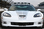 2013 60th Anniversary Corvette ZR1 To Pace 96th Indianapolis 500