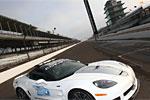 2013 60th Anniversary Corvette ZR1 To Pace 96th Indianapolis 500