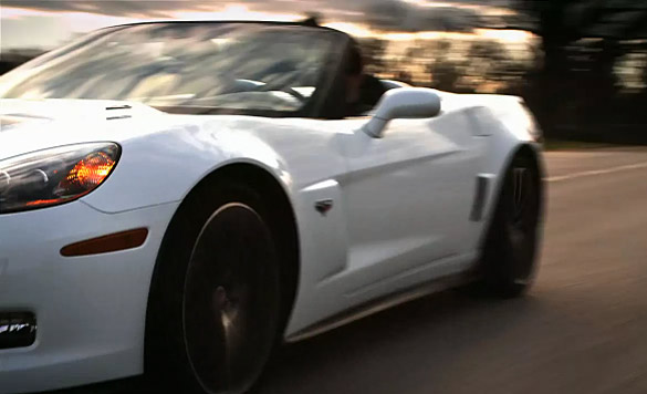 [VIDEO] New 2013 427 Convertible Corvette Commercial
