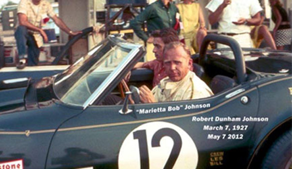 RIP Marietta Bob Johnson - Everyman's Corvette Racer