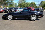 Custom Black C4 Corvette Makes You Say Hmmm...