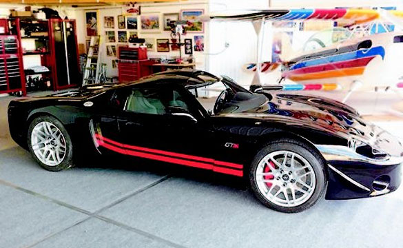 Some Assembly Required: C5 Corvette based Factory Five GTM is a 200 mph Supercar