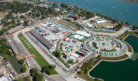 Corvette and Camaro to Pace Detroit's Belle Isle Races