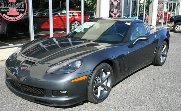 May 2012 Corvette Sales