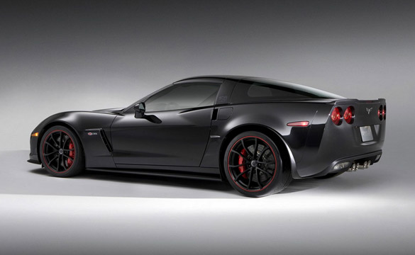 Final 2012 Corvette Production Statistics