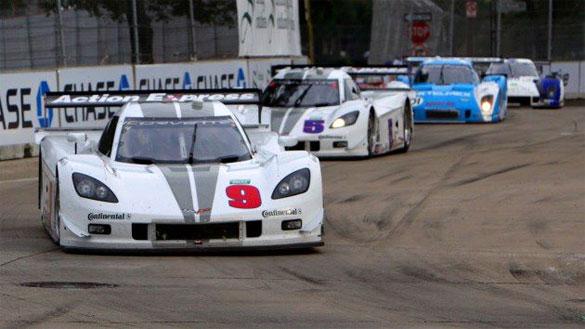Bondurant Performance Driving School Produces Five Detroit Race Winners