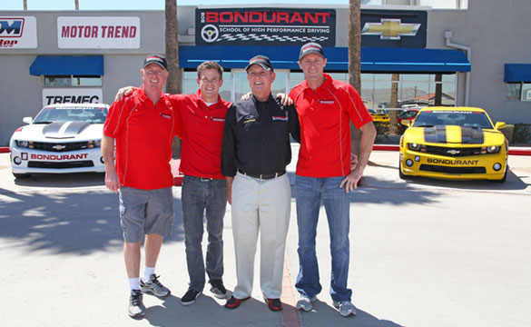 Bondurant Performance Driving School Produces Five Detroit Race Winners