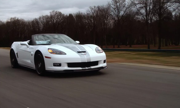 [VIDEO] Have You Entered the Race To Win Corvette Contest?