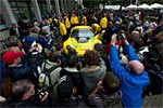 2012 Le Mans: Corvettes at Scrutineering