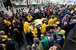 2012 Le Mans: Corvettes at Scrutineering