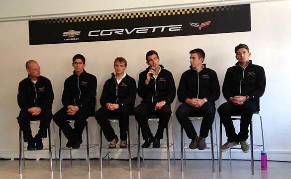 [VIDEO] Corvette Racing 'Flat Out' - 2012 24 Hours of Le Mans The Drivers