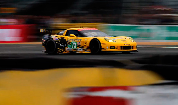 [VIDEO] Corvette Racing 'Flat Out' - 2012 24 Hours of Le Mans The Car