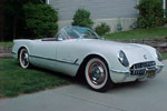 Corvettes on eBay: 1953 Corvette #244 Unrestored Survivor