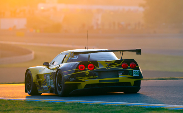 Corvette Racing Finishes Fifth and Sixth in 24 Hours of Le Mans