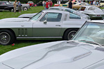 [PICS] Eyeson Design Show Celebrates 25 Years with a Collection of 25 Silver Corvettes