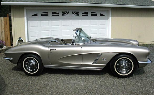 Corvette Auction Preview: Barrett-J