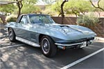 Corvette Auction Preview: Barrett-Jackson Orange County