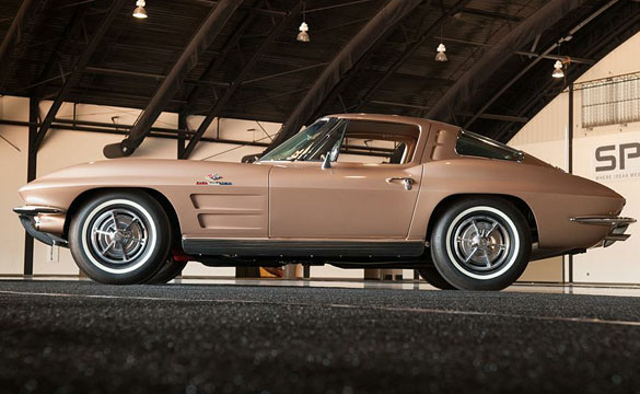 Barrett-Jackson Brings in $1.2 M