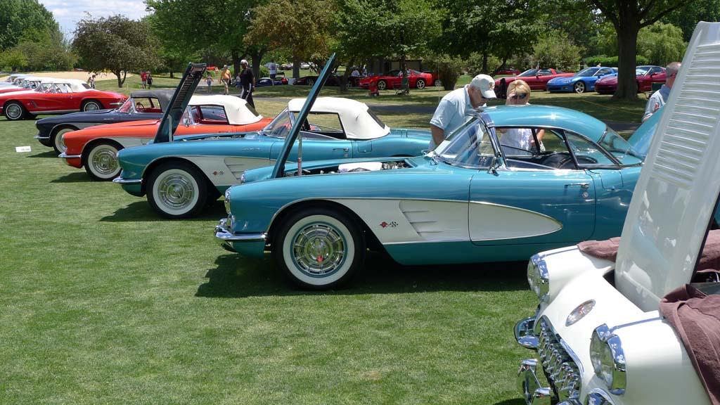 Corvette summer gold