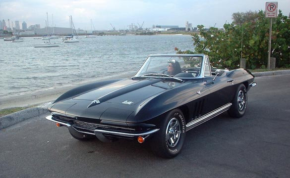 Our 1966 Corvette Is Featured in USA Today's 'Happy Birthday, Corvette' Photo Gallery