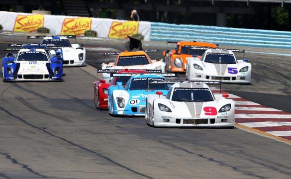 No. 9 Action Express Corvette DP wins the Rolex Series' 6-Hour Watkins Glen Race