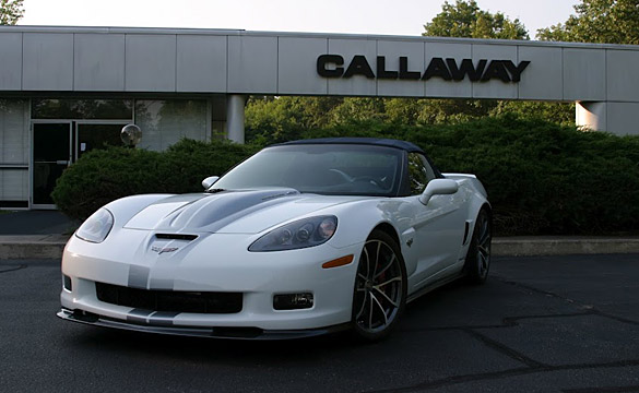 Callaway Shows Off First Supercharged 60th A