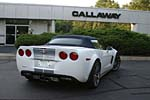 Callaway Shows Off First Supercharged 60th Anniversary 2013 Corvette 427 Convertible