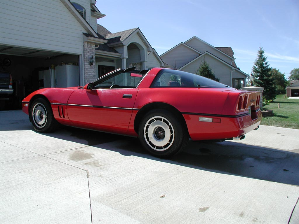 Is there a price guide for used Corvettes?
