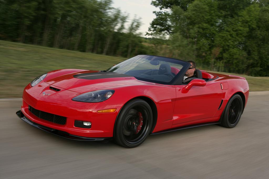 New 2017 427 Convertible Corvettes Are Live On Corvette