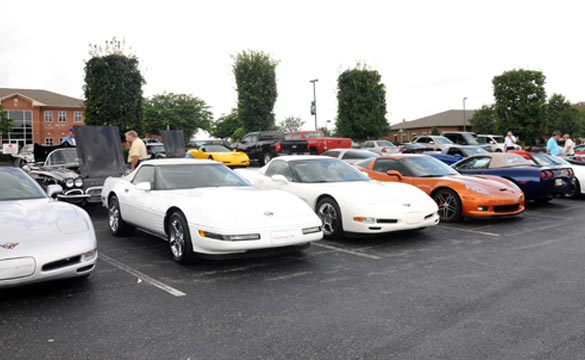The National Corvette Homecoming is July 19th – 21st
