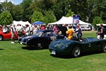 [PICS] Corvette vs. Jaguar at the Concours d'Elegance of America