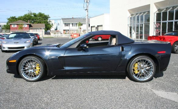 July 2012 Corvette Sales