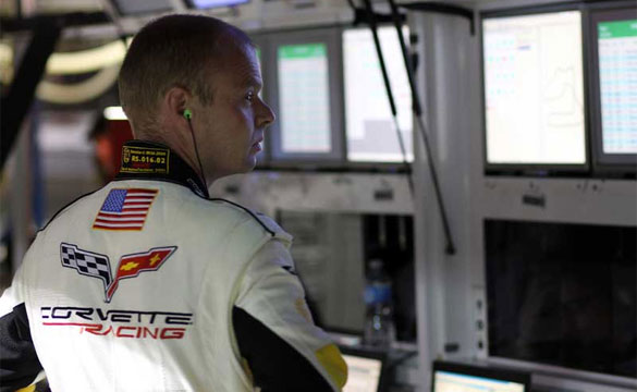 Corvette Racing's Jan Magnussen Chasing an ALMS Win at Mid Ohio