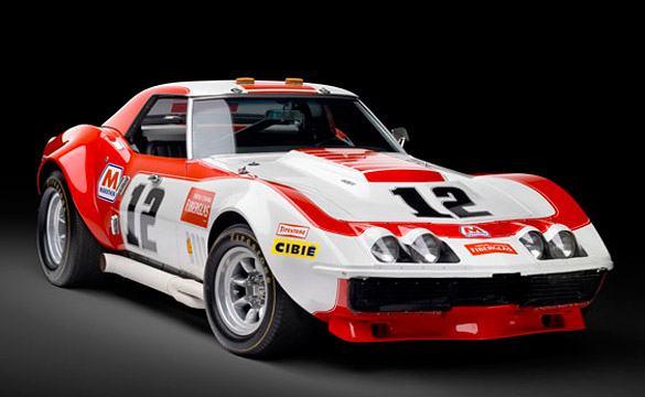 1968 Owens-Corning L88 Racer Heading to RM's Monterey Auction