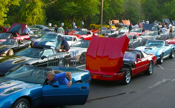 2012 Corvettes on Woodward is set for August 15th - 17th