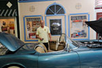 NCRS Visits Mid America Motorworks to Gather Info on 1953-55 Corvettes