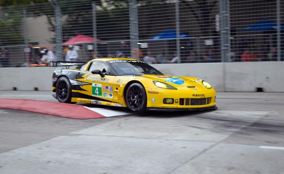 Corvette Racing at Baltimore: Racin' in the Streets