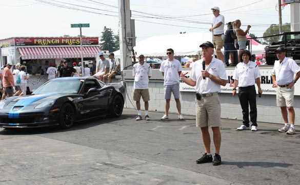 The 2013 Corvette Seminar at Corvettes at Carlisle
