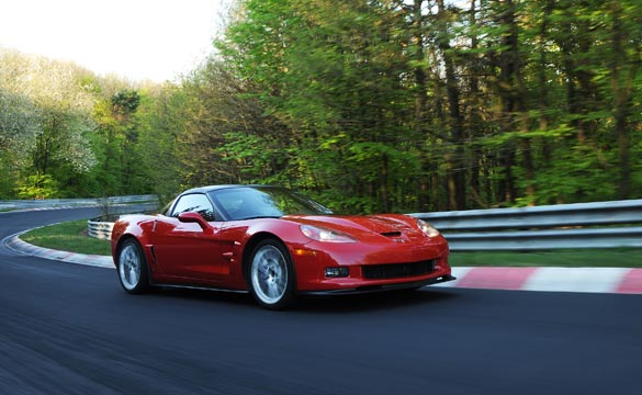 Sir Alex Ferguson: No Corvette ZR1's for Manchester United's Young Players