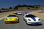 Corvette Featured Marque at 2013 Rolex Monterey Motorsports Reunion