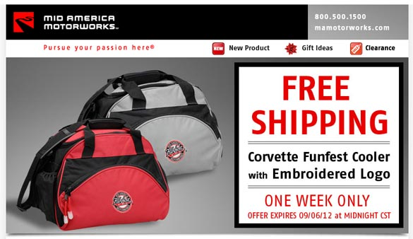 Get the Mid America Motorworks FunFest Cooler