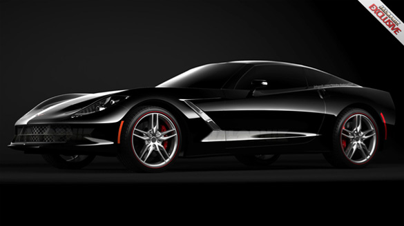 Jalopnik: This Image Will Make You Fall In Love With the 2014 Chevy Corvette