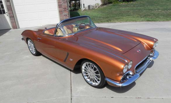 Joe Flickinger's 1962 Resto-Mod Corvette