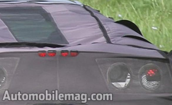 C7 Corvette Spied Again in Michigan Plus a Trip Around the Rumor Mill