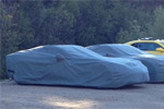 [VIDEO] C7 Corvette Prototypes Testing in New Mexico