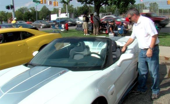 [VIDEO] CorvetteBlogger Featured on Faces of GM website